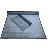 85.150 сер Ворсовой ковер на резиновой основе