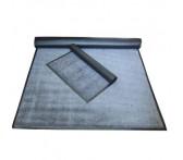 115.180 сер Ворсовой ковер на резиновой основе
