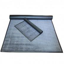 115.240 сер Ворсовой ковер на резиновой основе