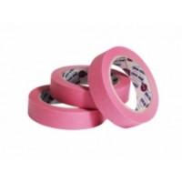 626225 Лента маскирующая розовая Eurocel 25мм х 40 м 80 Со - 30 мин