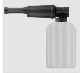 """R+M 200073750 Пеноинжектор с дозировкой и бутылкой ST-73.1-1,25 1/4""""IG 1L"""
