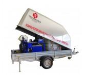 РКТ-150/100Т Каналопромывочный прицеп РКТ-150/100Т
