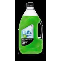 110309 Жидкость стеклоомывающая «Antifrost -17» green apple (канистра 4 л)