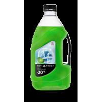 110310 Жидкость стеклоомывающая «Antifrost -20» green apple (канистра 4 л)