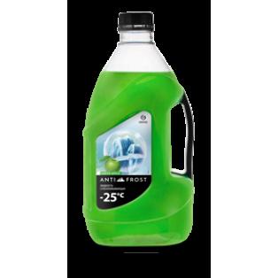 110311 Жидкость стеклоомывающая «Antifrost -25» green apple (канистра 4 л)