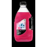 110312 Жидкость стеклоомывающая «Antifrost -17» fruit bubbles (канистра 4 л)