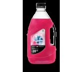 110313 Жидкость стеклоомывающая «Antifrost -20» fruit bubbles (канистра 4 л)