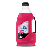 110314 Жидкость стеклоомывающая «Antifrost -25» fruit bubbles (канистра 4 л)