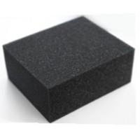 IT-0453 Губка черная химостойкая 120*100*50 мм