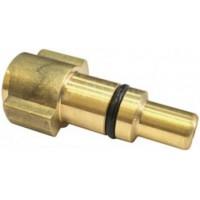 M-55922 Адаптер для LAVOR, 280bar, 1/4внут, латунь