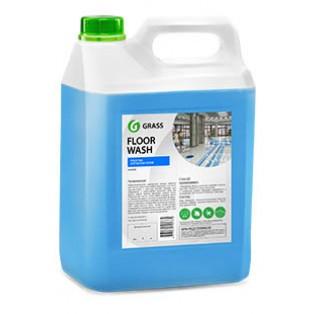 """125195 Щелочное средство для мытья пола """"Floor wash"""" (канистра 5,1 кг)"""