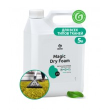 "125611 Моющее средство ""Magic Dry Foam"" (канистра 5,1 кг)"
