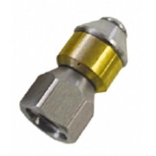 0124722510 Форсунка вращающаяся каналопромывочная (вход 1/8внут, 3 отверстия, размер 045)