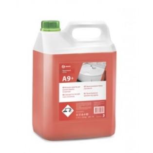 125439 A9+ Кислотное моющее средство для ванных комнат. Концентрат 5кг