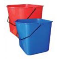 IT-0271 Ведро 23л для двойной уборочной тележки на 46л, пластик, синее