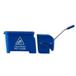 IT-0445 Тележка уборочная 20 л (синяя)