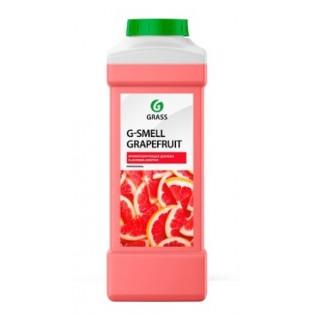 """110335, Жидкая ароматизирующая добавка """"G-Smell Grapefruit"""" (канистра 1 л)"""