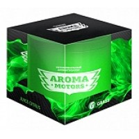 АС-0172 Ароматизатор гелевый «Aroma Motors» JUICE CITRUS (АС-0149)