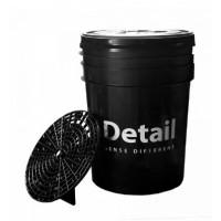 DT-0222 Ведро Detail черное