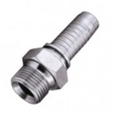 12611-08-08SS Фитинг BSP (Ш) 1/2 d=12 нерж. сталь.