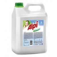 """125447 Концентрированное жидкое средство для стирки """"ALPI sensetive gel"""", 5 кг"""