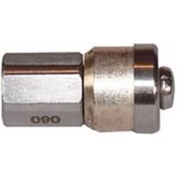 M-200049825 Форсунка вращающаяся каналопромывочная (вход 1/8внут, 3 отверстия, размер 045)