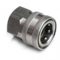 R+M 200045560 Муфта-байонет 350bar, 3/8внут, нерж.сталь