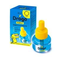 """NS-0001 Средство инсектицидное """"Жидкость от комаров"""" Drago 30мл."""