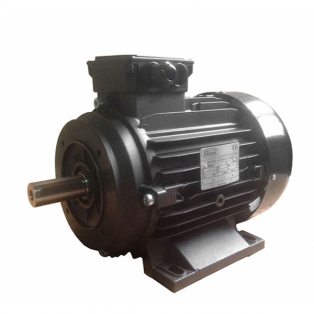 2478А Мотор H112 HP 7.5 4P MA AC KW 5,5 4P (внешний вал)