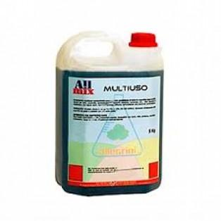 016AMMU0020 ALL MIX MULTIUSO  5кг Многоцелевой суперконц. для твердых поверхностей