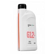 """110331 Жидкость охлаждающая низкозамерзающая """"Антифриз G12 -40"""" 1кг"""