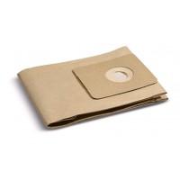 6.904-370 Фильтр-мешки бумажные для пылесосов Т 7/1, 9/1, 10/1, 10 шт.