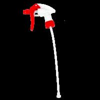 WAT.16717 Головка насос Canyon ACID кислота, красная