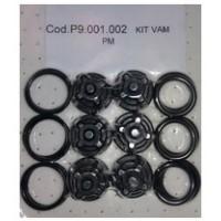 9001002 Комплект клапанов LJ/PM (6 шт.)