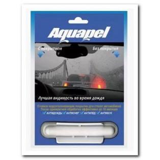 AQUAPEL Водоотталкивающее покрытие для стекол
