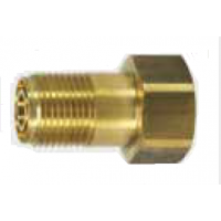 R+M 565686 Адартер8 KARCHER Easy Lock-М18, 400 bar, 150° C, латунь