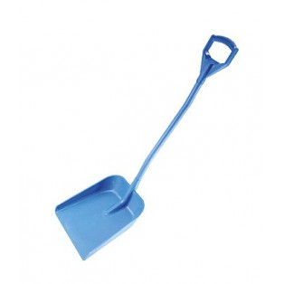 7210 Большая лопата с изогнутым черенком, 1150х380х340х90 мм