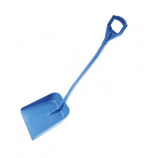 7211 Большая лопата с изогнутым черенком, 1350х380х340х90 мм