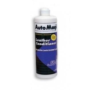 AutoMagic/58-qt Кондицилонер для кожи leather conditioner 1л.