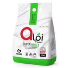 125398 Средство моющее синтетическое порошкообразное Alpi Expert для белого белья 10 кг