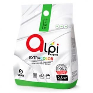 125396 Средство моющее синтетическое порошкообразное Alpi Expert для цветного белья 2.5 кг