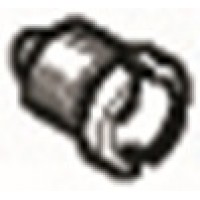 M-21022351 Форсунка для LS3, M8x1-1,25мм, нерж.сталь