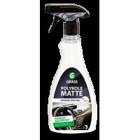 """110267 Полироль-очиститель пластика""""Polyrole Matte"""" с ароматом ванили (500мл триггер)"""