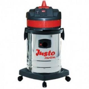 07057 ASDO PANDA 504 JUSTO INOX с розеткой 1,5кВ Водопылесос
