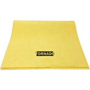 """HCP 30SD 40 Искуственная замша """"TORNADO"""" жёлтая 55х40 см."""