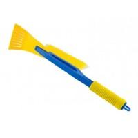 Щетка для снега со скребком Dollex (45 см) SNW-2201