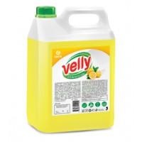 125428 Средство для мытья посуды  «Velly» лимонl 5 кг