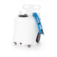 Мобильный пневматический пеногенератор, бак 100 л (комплект)