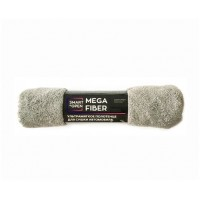 Ультромягкое полотенце для сушки автомобиля 60х80 Mega Fiber