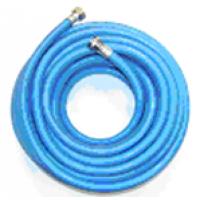 LB970149/C Голубой шланг 25 м одобрен в пищевой промышленности 70° - 20бар